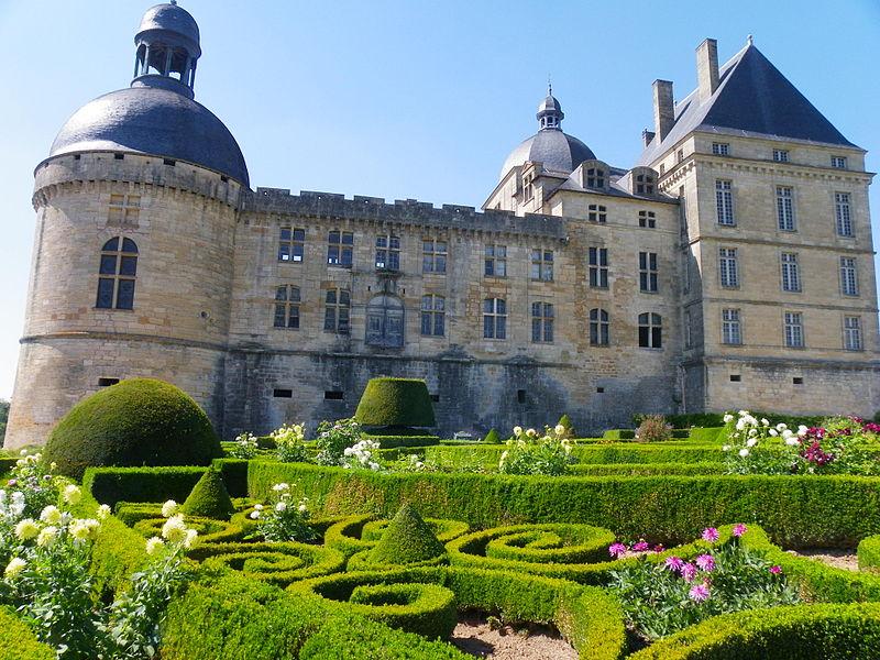 Het Hautefort Chateau