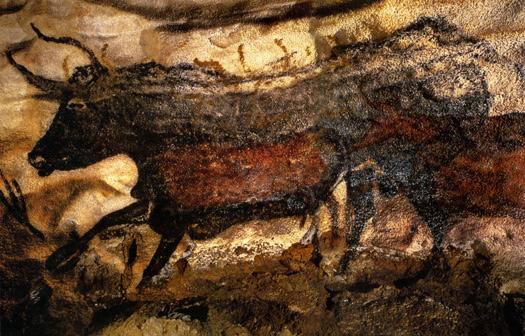 Peinture de grotte de lascau