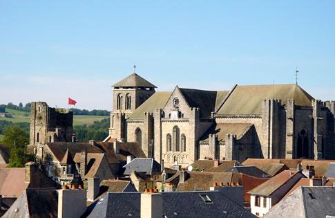 St-Yrieix-la-Perche kerk