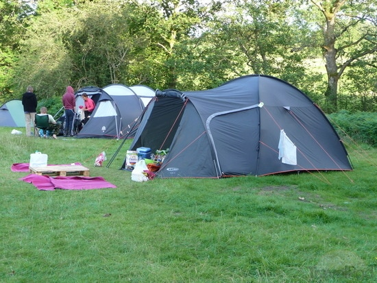 tent-kamp-op-gite