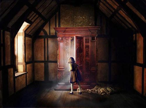 Betreten Narnia