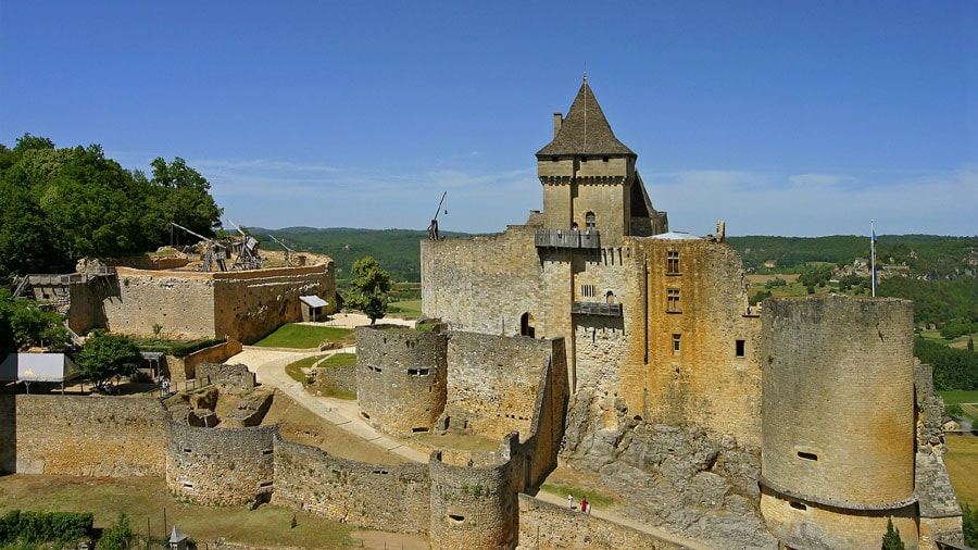 Chateau Castelnaud-Le-Chapelle