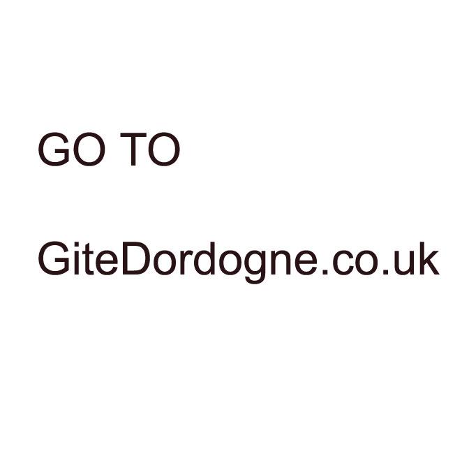 Kaart met de regio van de Dordogne Frankrijk, gemarkeerd, ten zuiden van Limoges, ten noorden van Toulouse en ten oosten van Bordeaux