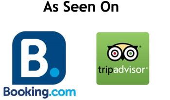 Booking and TripAdvisor